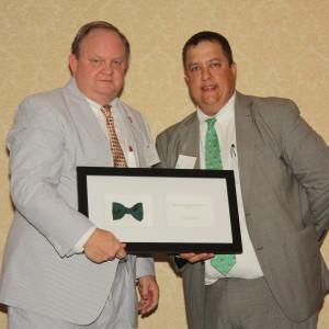 Rep. Chuck McGrady named 2012 Rising Star