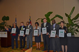 Legislators who were recognized as 2014 Rising Stars