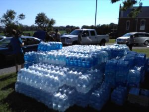 Dukeville residents have relied on bottled water for more than 18 months