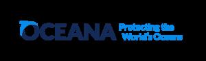 Logo for OCEANA: protecting the world's oceans