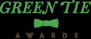Green Tie Awards Logo