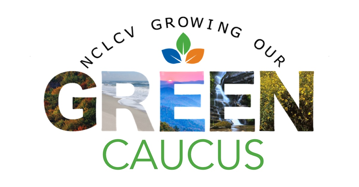 green caucus fb share image nclcv nc league of conservation voters