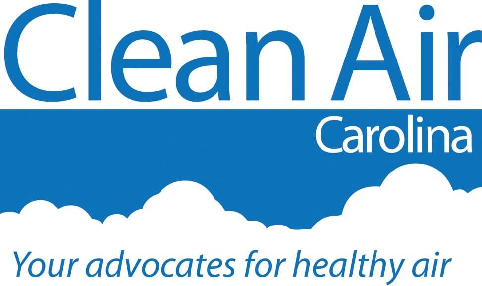 clean air carolina logo