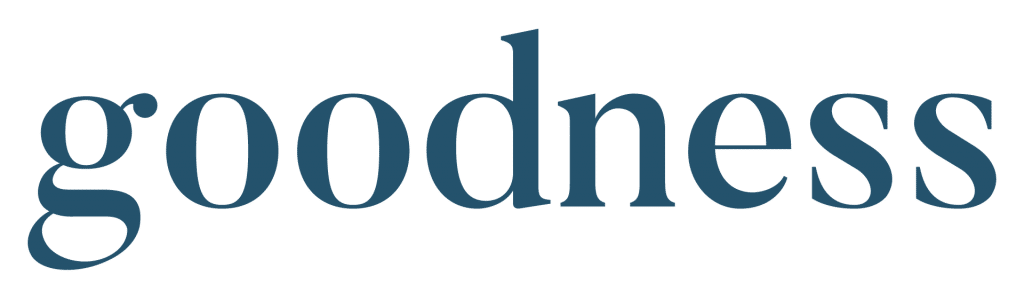 Goodness Creative Studio Raleigh NC logo