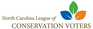 North Carolina League of Conservation Voters full logo